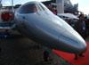 Bombardier Learjet 60, N380L. (11/08/2011)