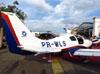 Cessna LC-41-550FG 400 Corvalis TT, PR-WLS. (16/08/2012)