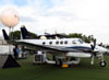 Hawker Beechcraft King Air C90GTi, PR-BRZ. (16/08/2012)