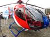 Eurocopter EC120B Colibri, PR-WVL. (16/08/2012)