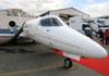 Bombardier Learjet 45XR, N443LJ, da Bombardier. (16/08/2012)