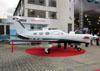 Piper PA-46-350P Malibu Mirage, PR-FJR. (16/08/2012)