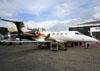 Embraer EMB 505 Phenom 300, PT-TRT, da Embraer. (16/08/2012)