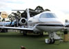 Hawker 4000, N400MR, da Hawker Beechcraft. (16/08/2012)