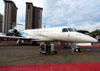 Embraer EMB-135BJ Legacy 650, PT-TSC, da Embraer. (16/08/2012)