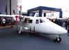 Vulcanair P68R, PR-DCG. (15/08/2013)