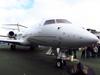 Bombardier BD-700-1A10 Global 6000, N381GX, da Bombardier. (15/08/2013)