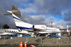 Gulfstream 450, N450GA, da Gulfstream. (15/08/2013)