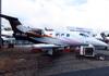 Embraer EMB-500 Phenom 100, PT-TOJ, da Embraer. (15/08/2013)