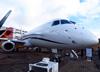 Embraer ERJ-190-100ECJ Lineage 1000, PT-TCK, da Embraer. (15/08/2013)
