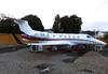 Embraer EMB-505 Phenom 300, PT-TDQ, da Embraer. (15/08/2013)
