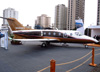 Beech Beechjet 400A/Nextant N400XT, N400XT, da Nextant. (15/08/2013)