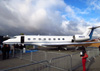 Gulfstream 650, N650PH, da Gulfstream. (15/08/2013)