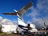 Gulfstream 550, N550GA, da Gulfstream. (15/08/2013)