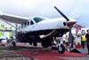 Cessna 208B Grand Caravan EX, N501EX, da Cessna. (15/08/2013)