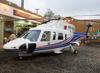 Sikorsky S-76C, PR-HGB, da Helivia Aero Táxi. (15/08/2013)