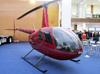 Robinson R44 Raven II, PR-LVM. (15/08/2013)