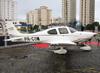 Cirrus SR20 Compass, PR-COM. (15/08/2013)