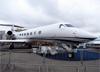 Gulfstream IV-SP, N550GA. (14/08/2014)