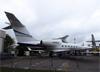 Gulfstream G450, N450GA. (14/08/2014)