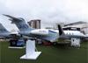 Bombardier Challenger 350, N501BZ. (14/08/2014)