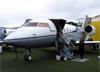 Bombardier Challenger 605 (CL-600-2B16/604), N605BA. (14/08/2014)