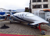 Piaggio P180 Avanti, PT-TIC, da Algar Aviation. (14/08/2014)