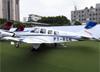 Beechcraft G36 Bonanza, PT-RGN. (14/08/2014)