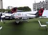 Beechcraft G58 Baron, N381EU. (14/08/2014)