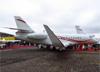 Dassault Falcon 2000EX, N2000A. (14/08/2014)
