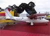 Vulcanair P-68R Victor, PR-DCG. (14/08/2014)