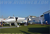 Bombardier Challenger-BD-100-1A10 Challenger 350, N501BZ. (13/08/2015) Foto: Yamandu Wanders