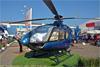 Eurocopter EC 135P2, PR-HAA. (13/08/2015) Foto: Yamandu Wanders