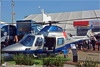 Agusta A109E Power, PR-SSK. (13/08/2015) Foto: Yamandu Wanders