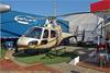 Eurocopter/Helibras AS 350B2, PR-CEG. (13/08/2015) Foto: Yamandu Wanders