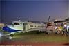 ATR 72-202, PP-STY, da MAP. (13/08/2015) Foto: Yamandu Wanders