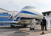 Bombardier Challenger 350 (BD-100-1A10), PR-HNG, da Havan. (30/08/2016)