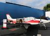 Hawker Beechcraft G58 Baron, PR-AEM. (30/08/2016)