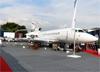 Dassault Falcon 8X, F-WWQC, da Dassault Aviation. (30/08/2016)
