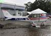Cessna 172S Skyhawk, PR-VOY, do Aeroclube Pará de Minas. (15/08/2017)