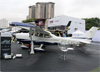 Cessna T182T Skylane, PT-CVC. (15/08/2017)