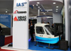Simulador de helicóptero da IAS (Indústria de  Aviação e Serviços). (15/08/2017)