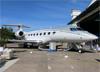 Gulfstream G650ER, N650GF, da Gulfstream Aerospace. (15/08/2019)