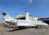 Gulfstream G280, N280GD, da Gulfstream Aerospace. (15/08/2019)
