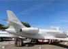 Dassault Falcon 2000S, N2000A, da Dassault Aviation. (15/08/2019)