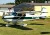 Cessna 172, PT-AZQ. (01/05/2009)