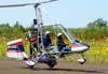 Girocóptero Tufão, PP-XZZ. (01/05/2009)