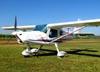 Ultravia/Flyer Pelican 500BR, PU-SLM. (30/04/2011) Foto: Ricardo Rizzo Correia.
