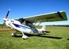 Fisher Horizon II, PU-JML. (30/04/2011) Foto: Ricardo Rizzo Correia.