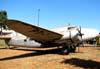 Lockheed 18-56 Lodestar, PT-CGV, ex-Arruda. (25/07/2008) Foto: Ricardo Rizzo Correia.
